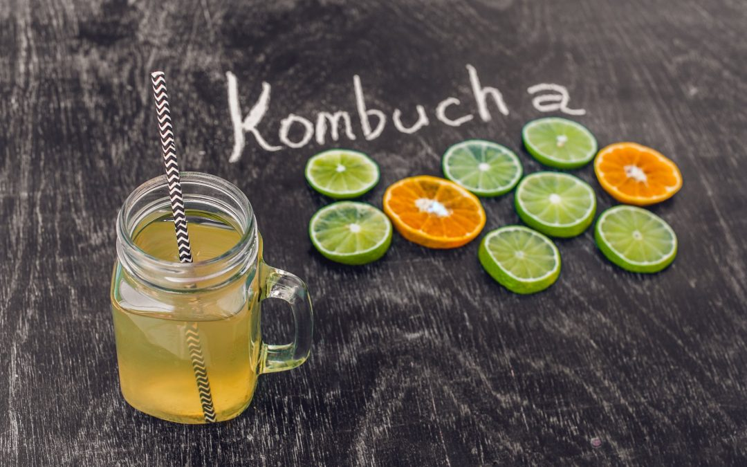The Best Use for Sweet Tea – Kombucha