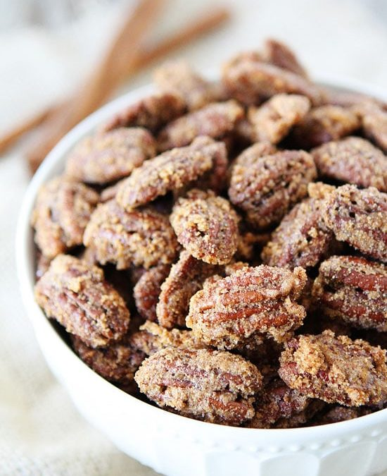 Healthy Up Those Candied Nuts!